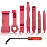 BeiLan Auto Zierleistenkeile Set, Lösewerkzeug Türverkleidung Demontage Werkzeuge, Hebelwerkzeug...