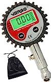 Vergo Digital Reifendruckmesser – 0-200 PSI / 0-14 BAR-Reifendruckprüfer-Präzision Reifendruck...