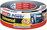 tesa extra Power Universal Gewebeband - Gewebeverstärktes Ductape zum Reparieren, Befestigen,...