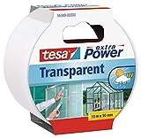 tesa Reparaturband extra Power, transparent, 10m x 50mm