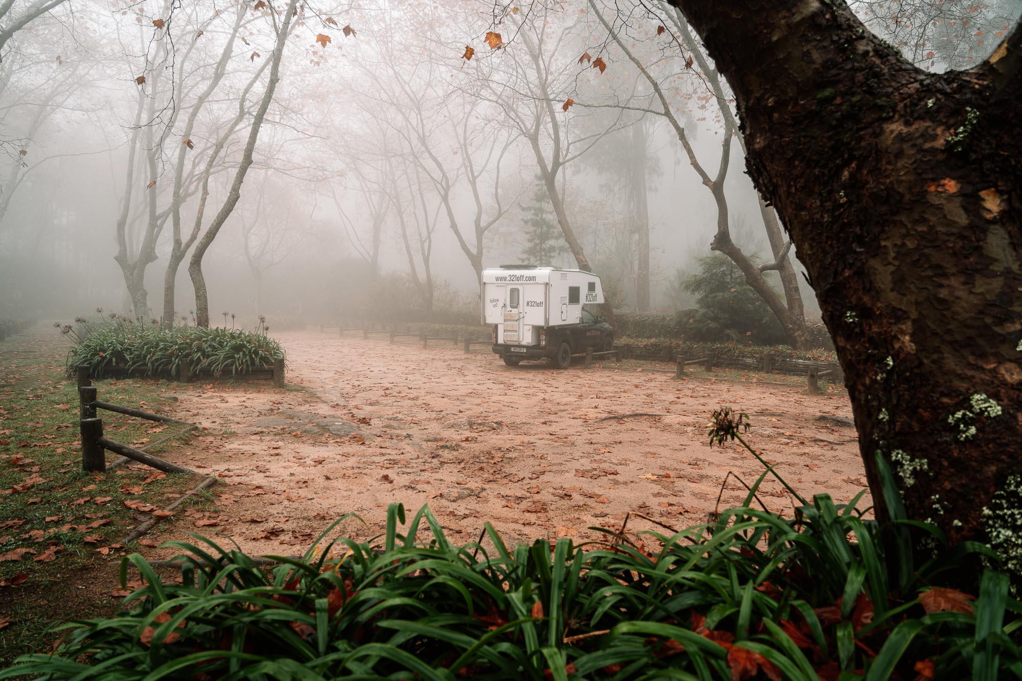 5 Tipps gegen den Camper-Schlechtwetter-Blues
