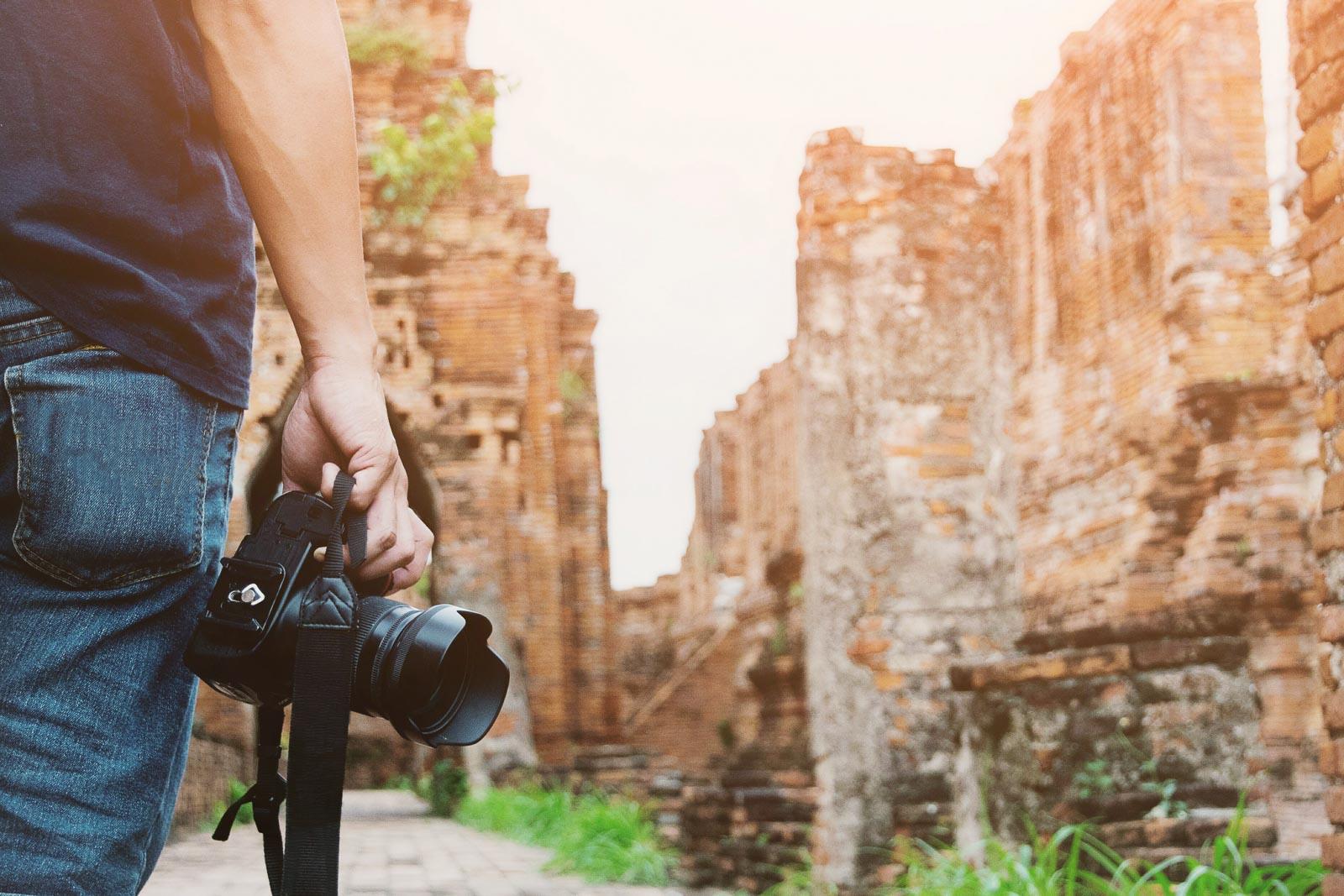 Kamera- und Filmequipment