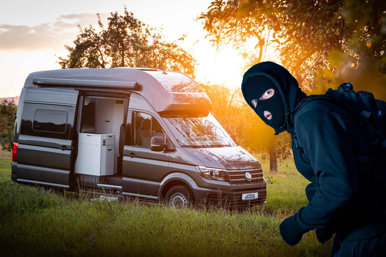 Read more about the article Wohnmobil Versicherung Ratgeber