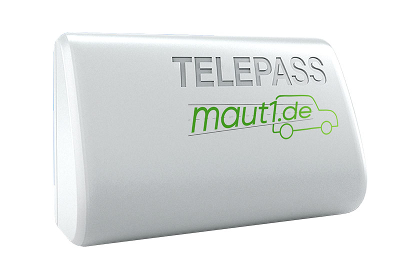 Mautbox Maut1 mit Telepass Funktion