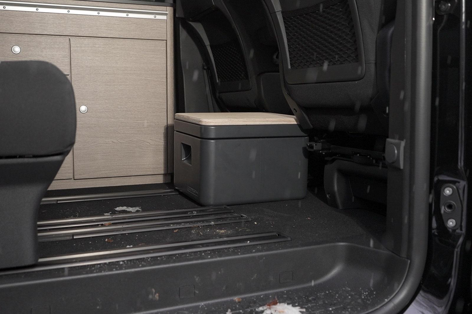 Die kleinste Toilette für deinen Van