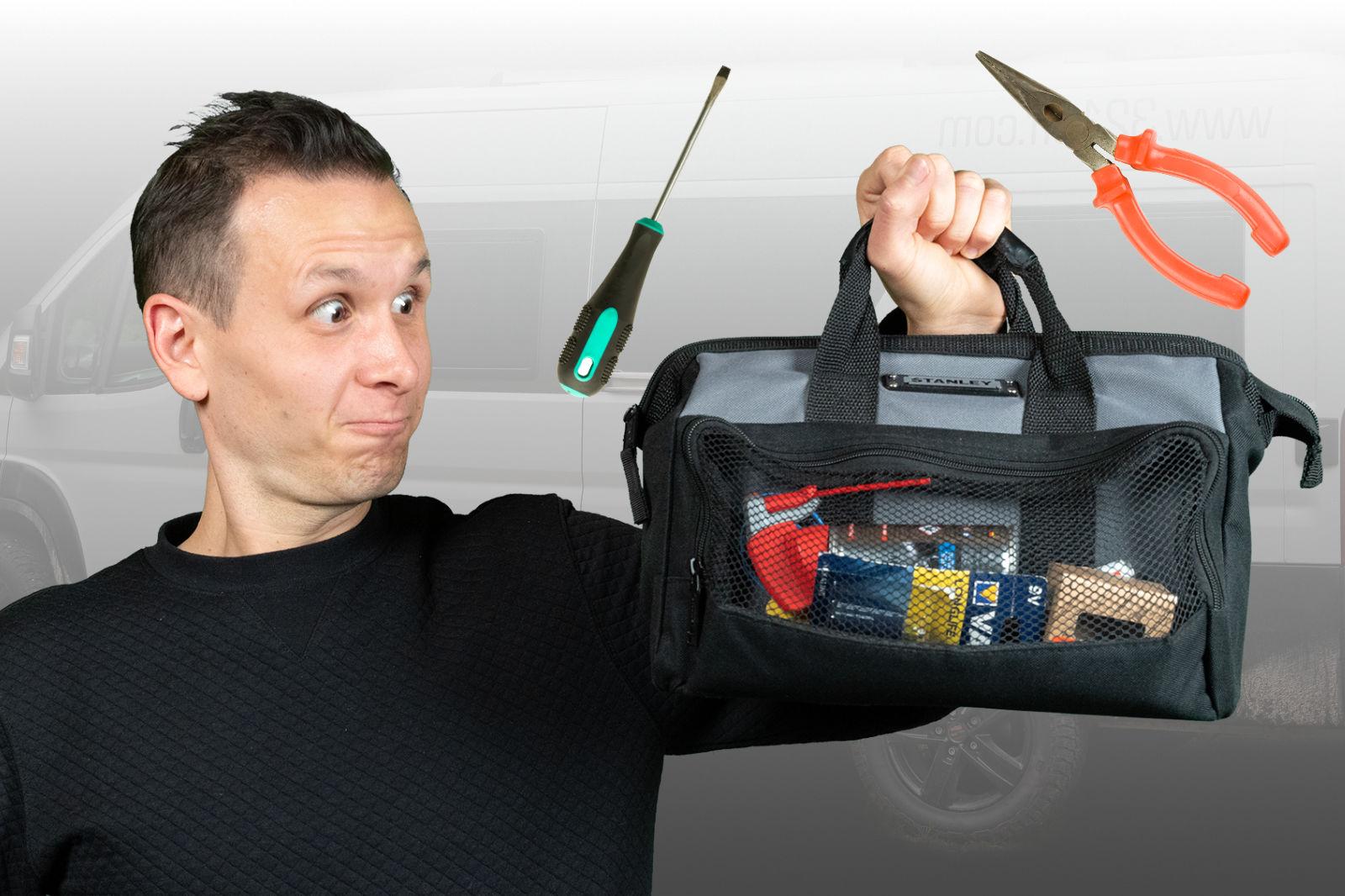 Werkzeug und Pannenhilfe