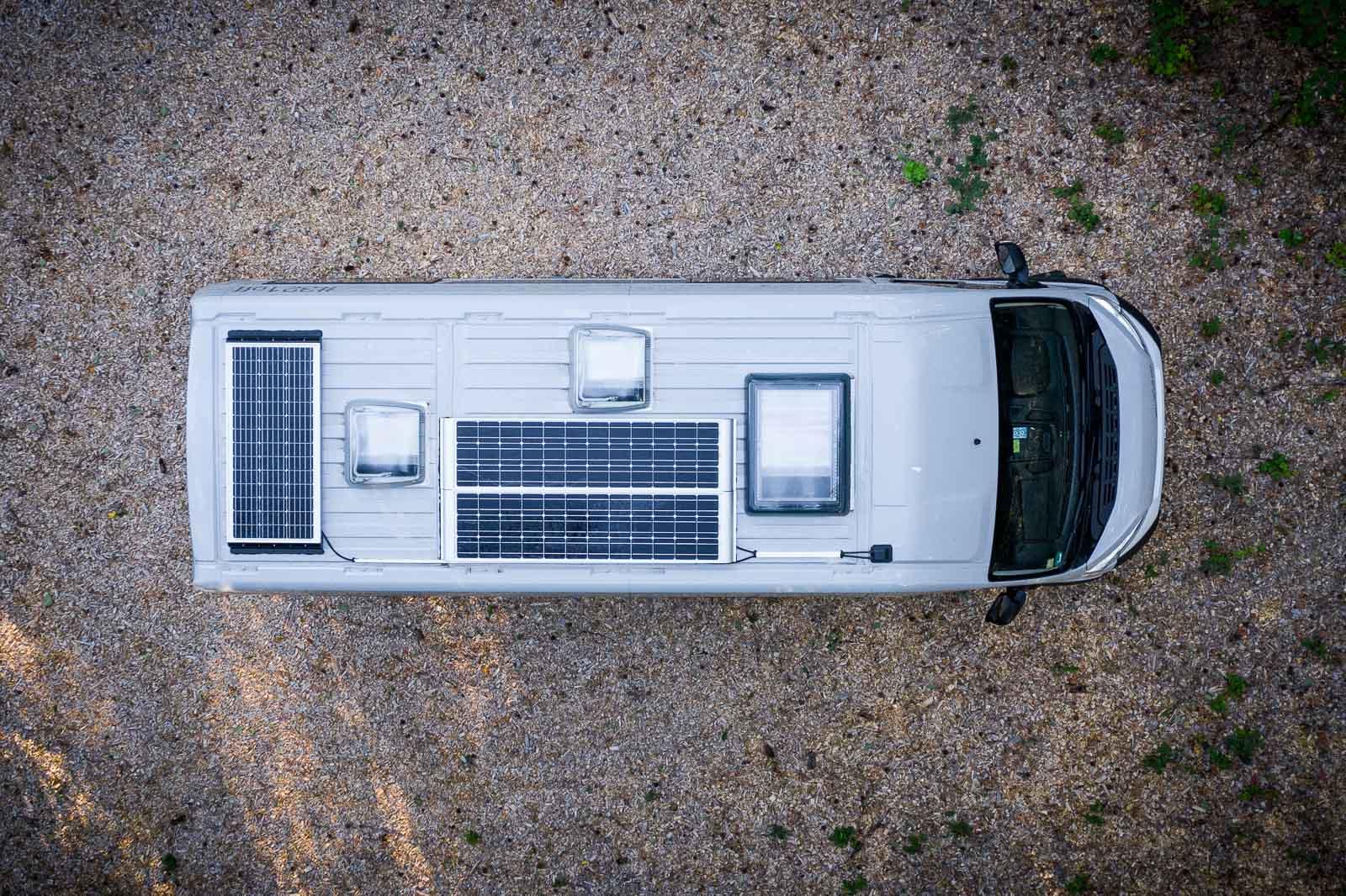 Solaranlage Wohnmobil berechnen